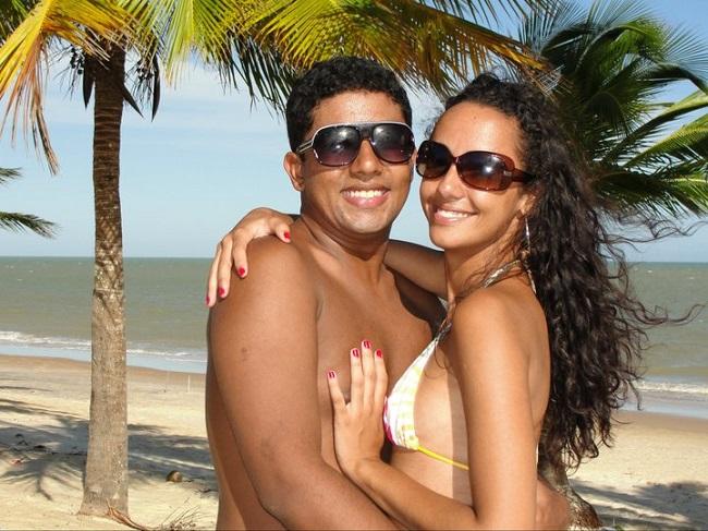 Porto Seguro 2009: Nossa primeira viagem, com dois meses de namoro