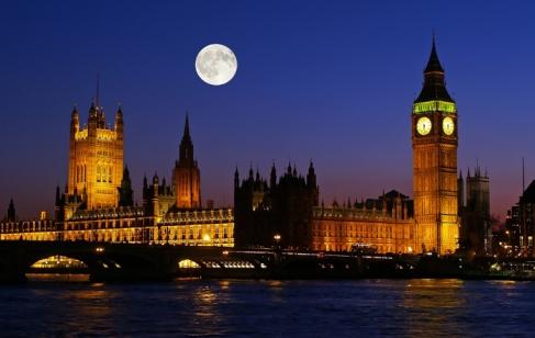 Essa vista é uma das que mais estou ansioso para ter: Londres