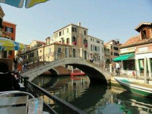 Veneza (Foto feita pelo Sandro Stéfano, amigo que fiz no Mochileiros)