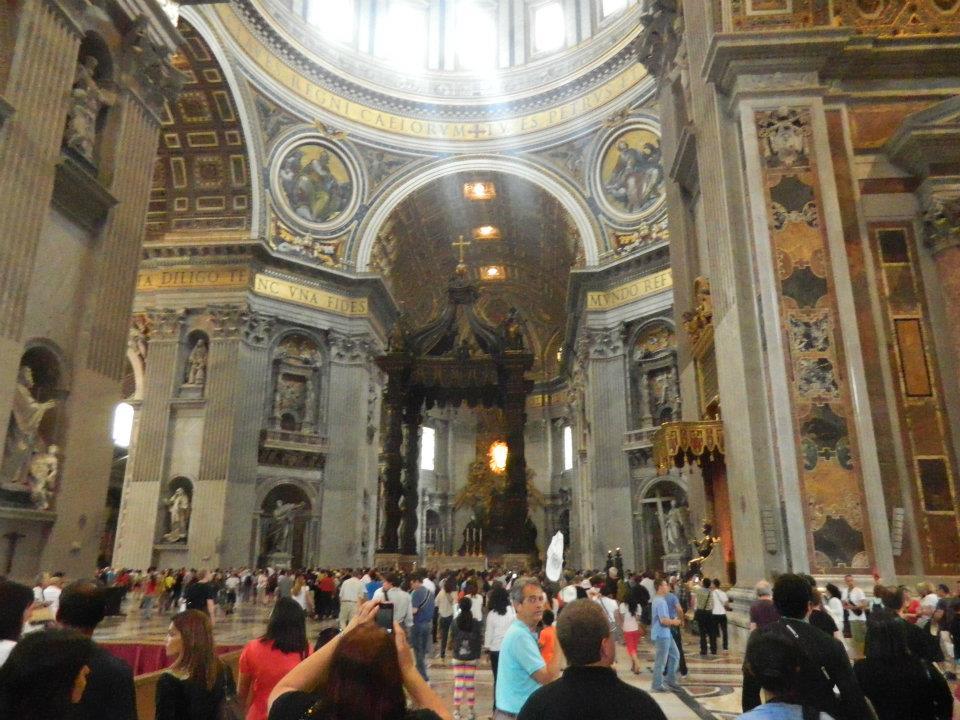 dicas basílica de são pedro