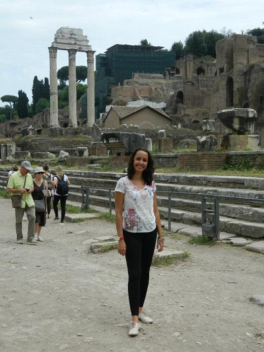 forum romano dicas