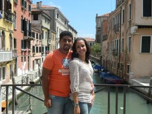 Veneza é uma ode ao romantismo... Que cidade!