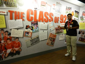A Classe de 1992: o time que me fez ser United