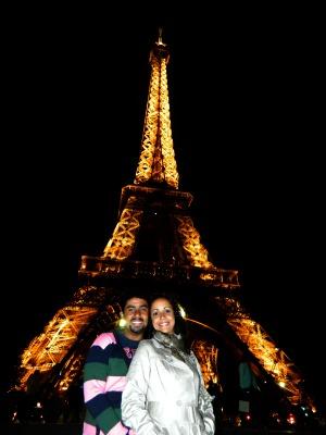 Paris não se chama Cidade-Luz à toa...