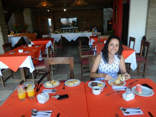 Café da manhã - Hotel Portaló