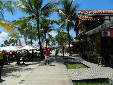 Alguns barzinhos da Segunda Praia