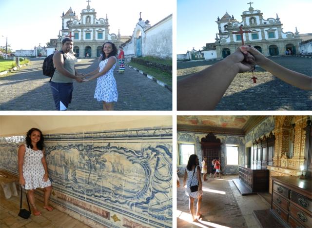 Convento de Santo Antônio em Cairu