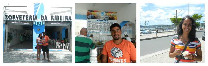 Sorveteria da Ribeira - Salvador, Bahia