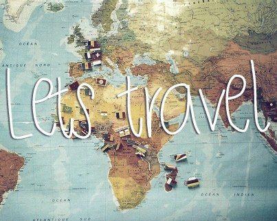 Planejando viagens