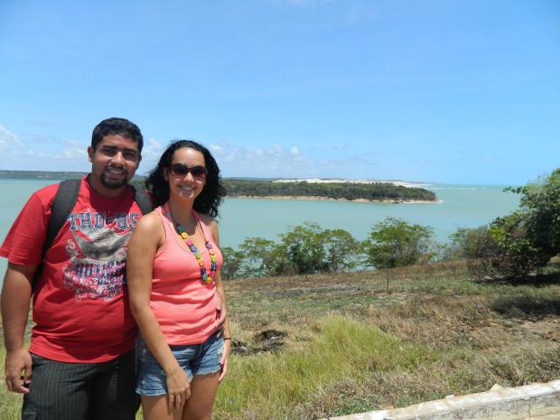 Lagoa de Guaraíras - Tibau do Sul - RN