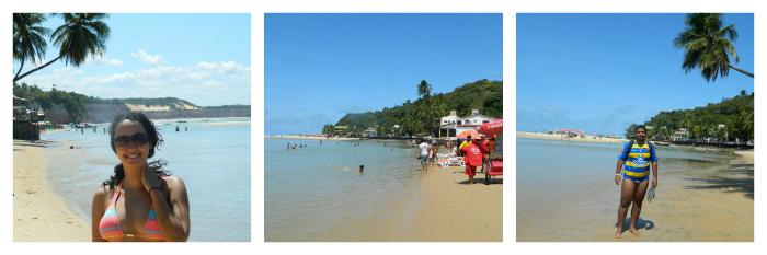 Praia do Centro - Pipa - RN