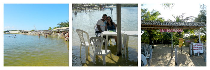 Bar da Lagoa - Lagoa de Pitangui - Natal