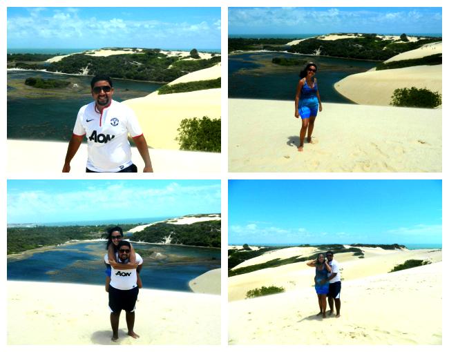 Área de proteção ambiental das dunas de Genipabu - Natal