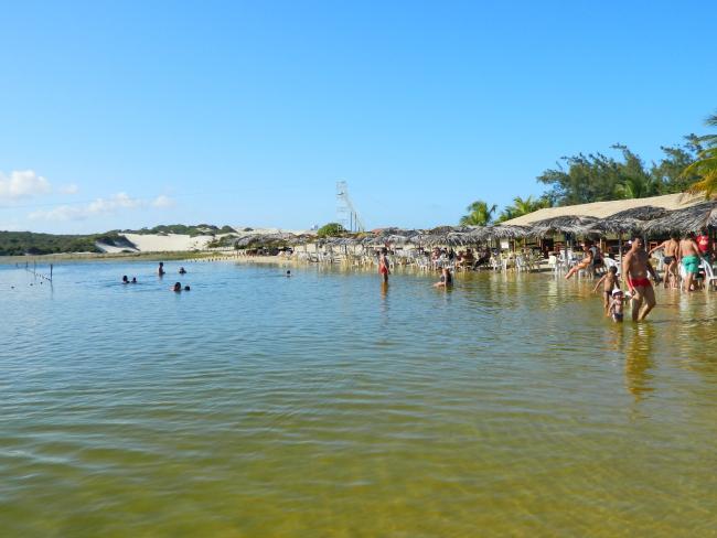 Bar da Lagoa Lagoa de Pitangui - Natal