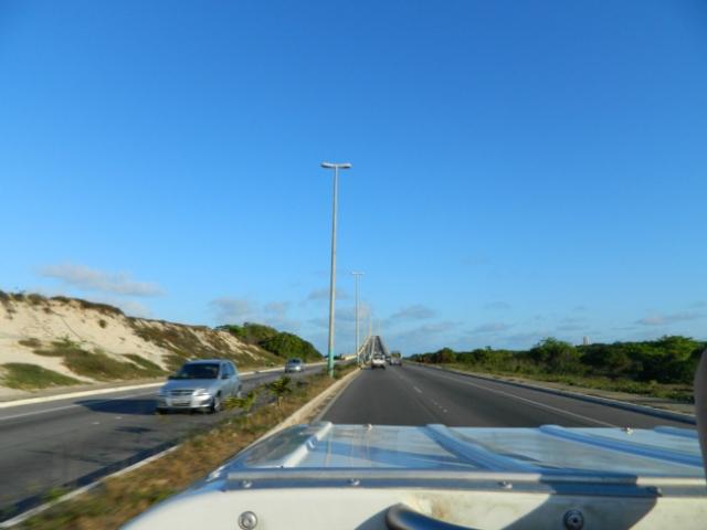 Ponte Newton Navarro ou Ponte Forte-Redinha - Natal