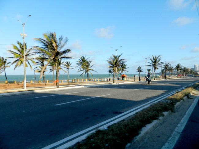 Praia de Miami Beach em Natal - RN