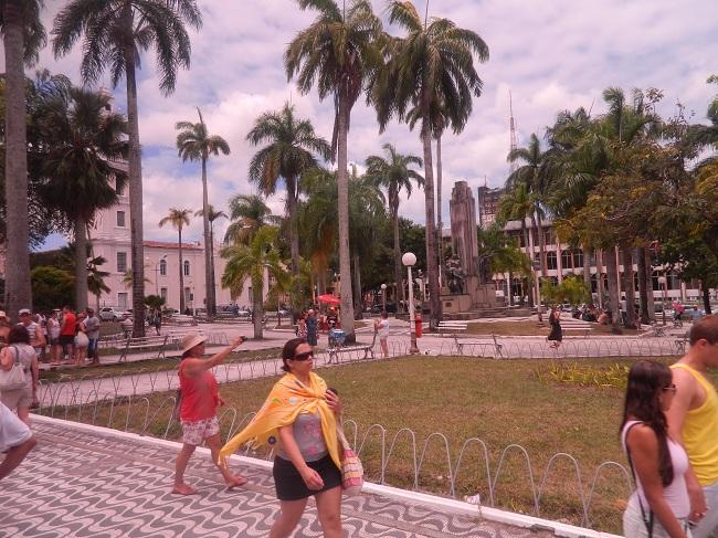 Praça João Pessoa - João Pessoa - PB