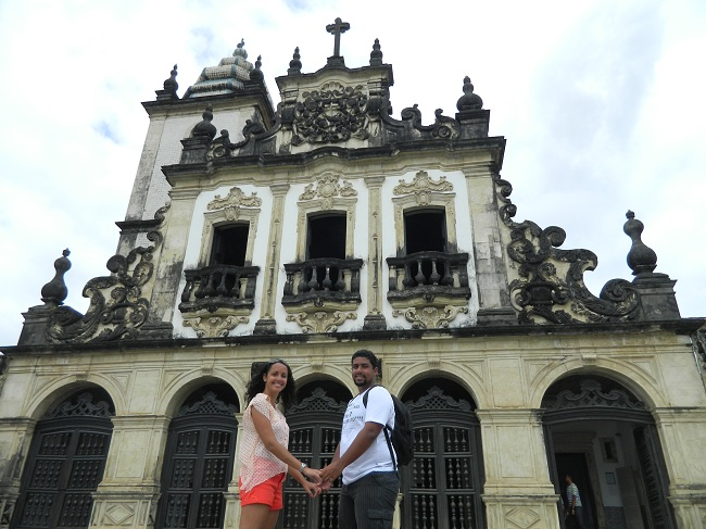 Conjunto arquitetônico da Igreja de São Francisco - João Pessoa - PB