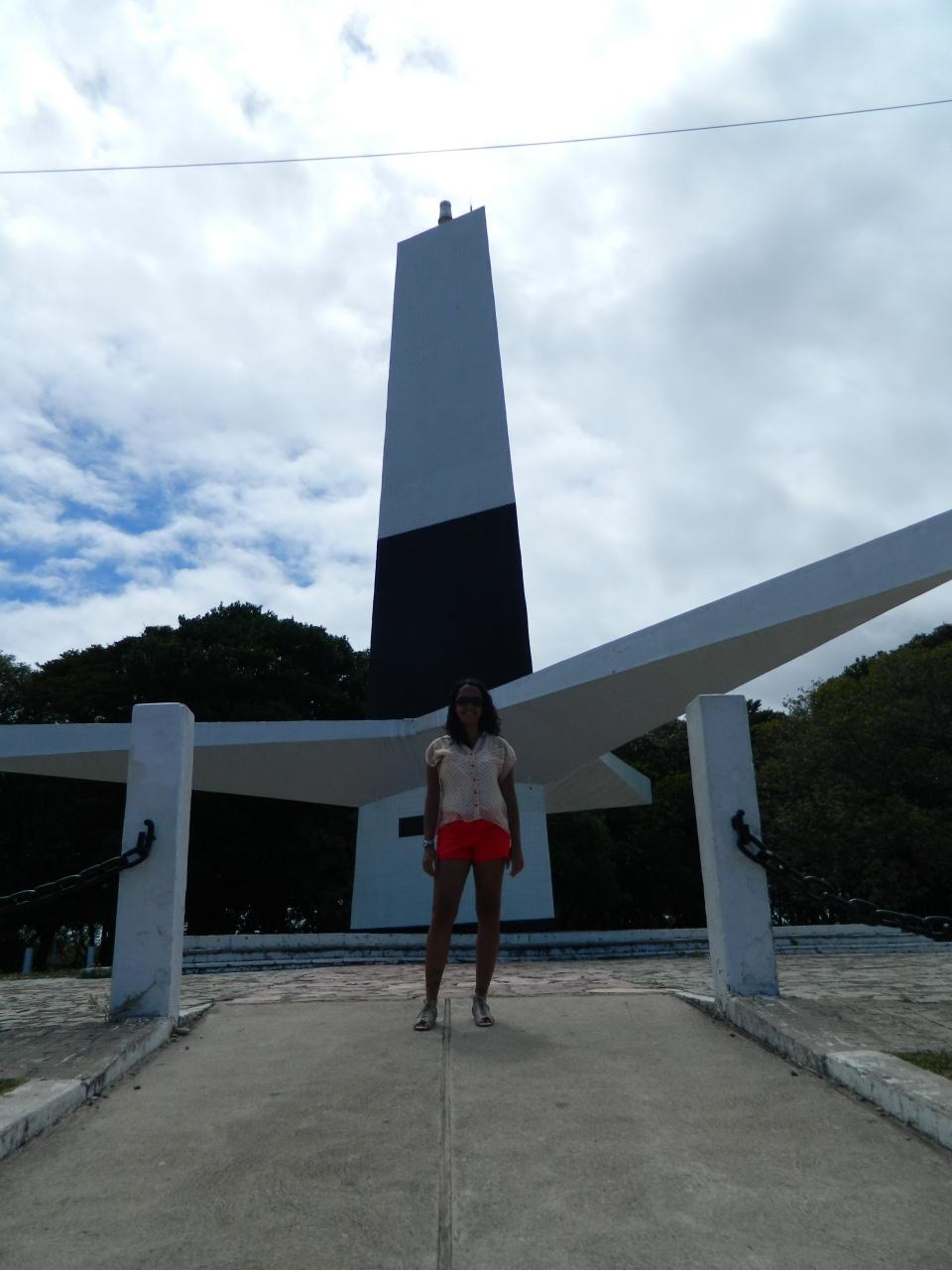 Farol do Cabo Branco - João Pessoa - PB