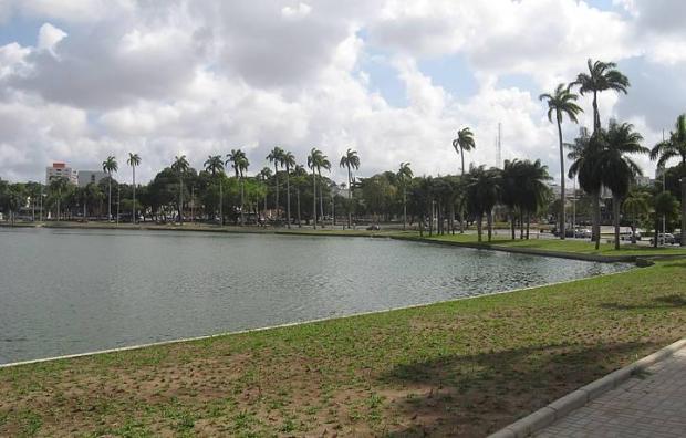 Parque Solon de Lucena - João Pessoa - PB