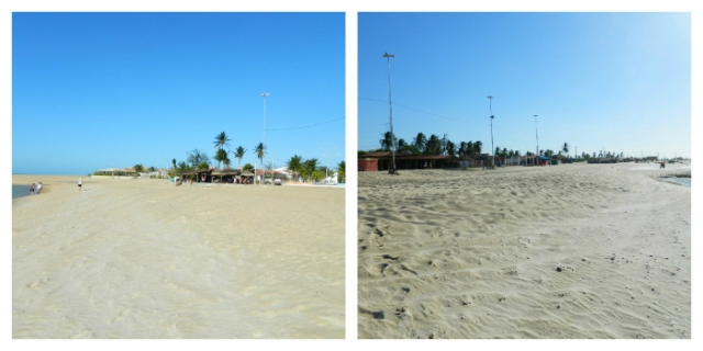 Praia de Galinhos - RN