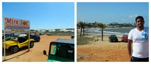 Praia de Jacumã - Natal