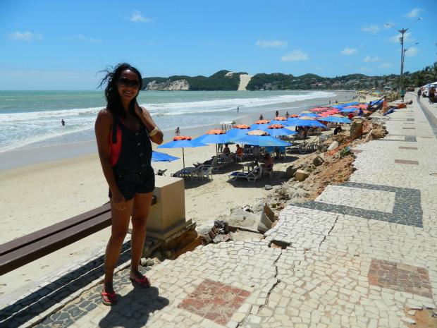 Praia de Ponta Negra - Natal - RN