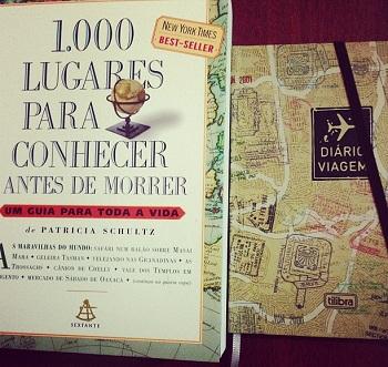 1000 lugares para se conhecer antes de morrer