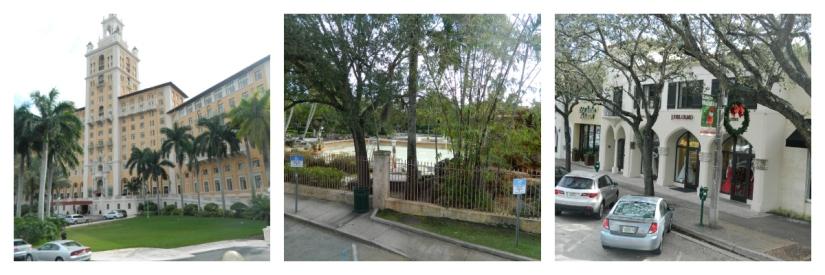 Biltimore Hotel, Venetian Pool e Miracle Mile