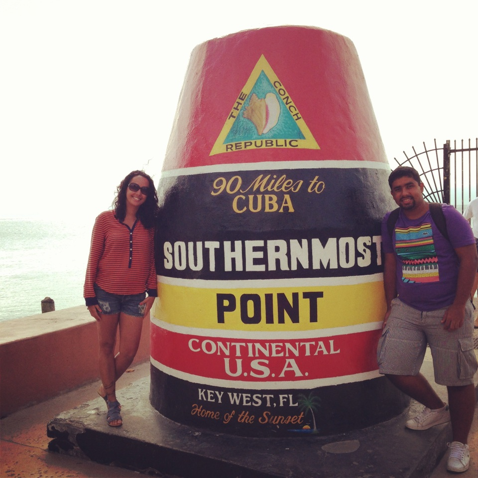 Southernmost Point - Key West