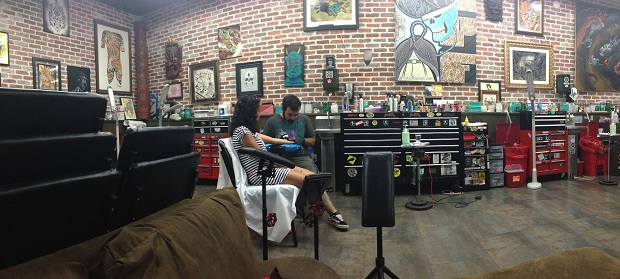 Love Hate Tattoo - Miami Ink