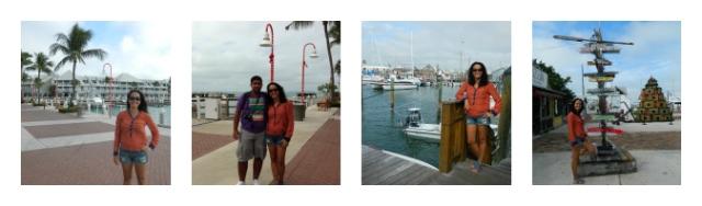 Mais alguns cantinhos pela região de Key West