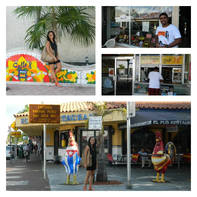 Little Havana é diferente de tudo em Miami