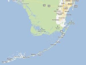 Florida Keys ou Keys da Flórida