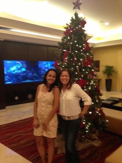 Miriã Caixeta do blog Destino a Miami