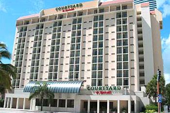 Courtyard Marriot - Miami Downtown