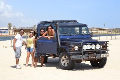 Off Road de Land Rover para Jericoacoara - Ce