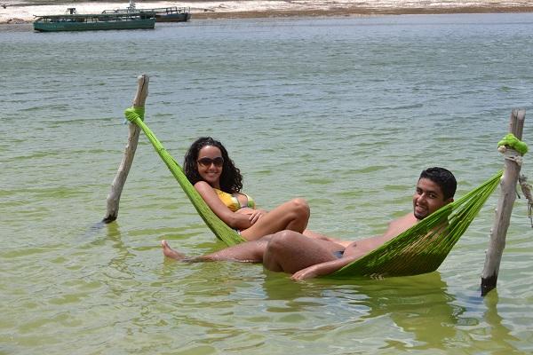 Lagoa Azul - Jericoacoara - CE