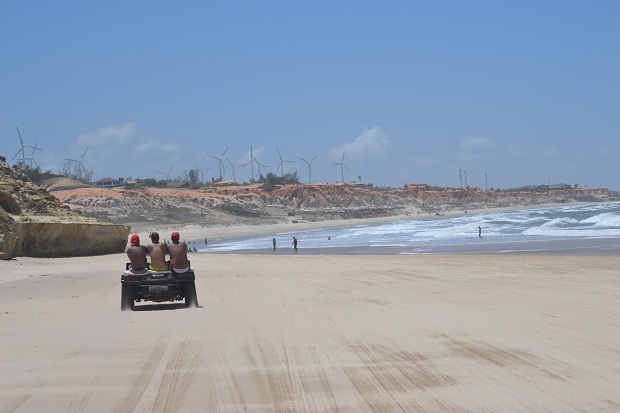 Praia do Diogo - Beberibe - CE