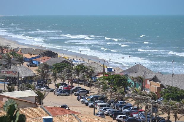 Praia de Morro Branco - Beberibe - CE