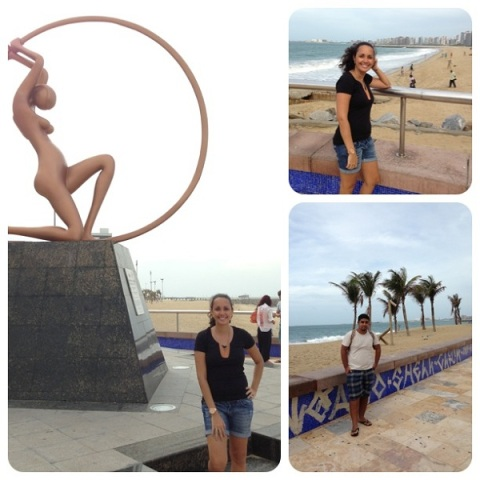 Estátua de Iracema - Fortaleza - CE