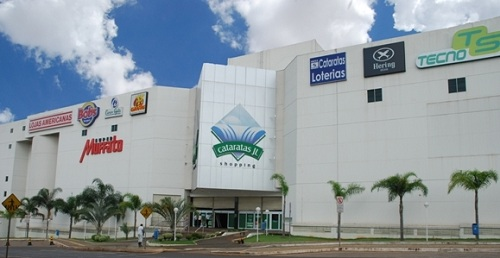 Cataratas JL Shopping (Fonte: Google)