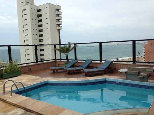 Terraço do Maredomus Hotel - Fortaleza - CE