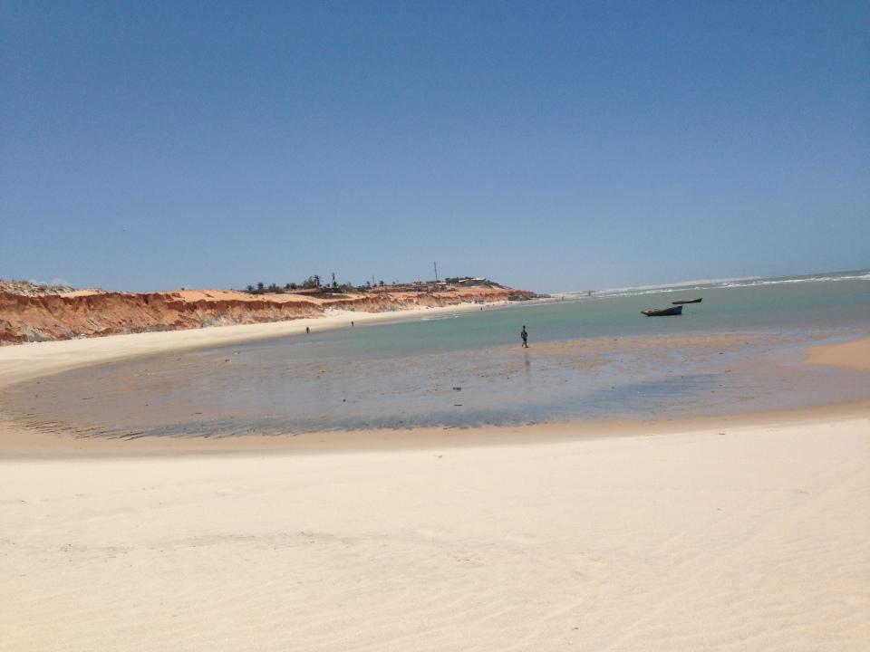 Praia de Canoa Quebrada - CE