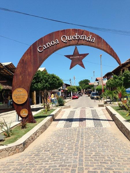 Broadway - Canoa Quebrada - CE