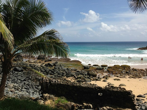 Praia do Cachorro - Fernando de Noronha