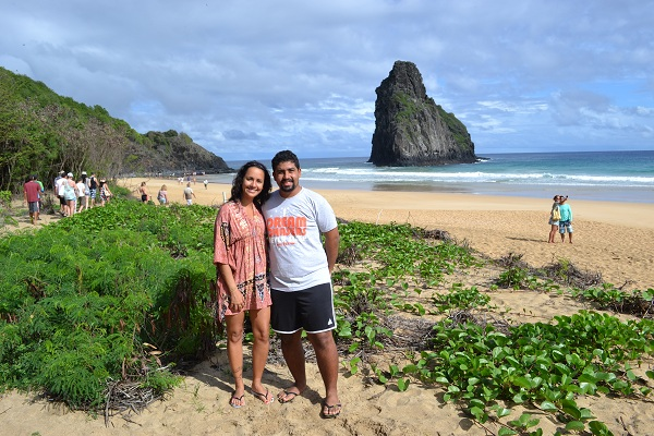 Praia da Cacimba do Padre - Fernando de Noronha