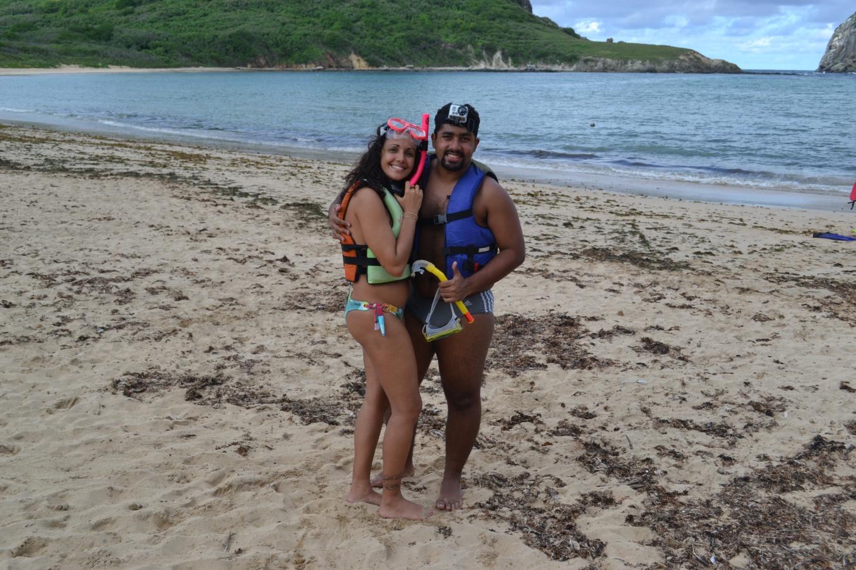 Snorkeling no Sueste