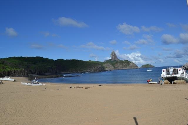 Praia do Porto - Fernando de Noronha