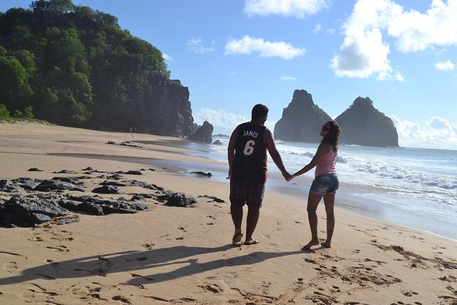 Praia do Bode - Fernando de Noronha